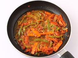 Paneer Jalfrezi Recipe Indian Stir Fried Veggies In