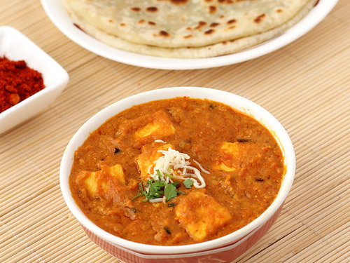 Paneer lababdar recipe soft paneer in tomato and spices gravy lstep forumfinder Choice Image