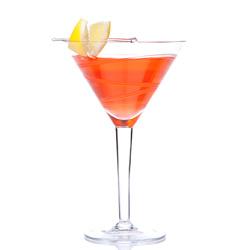 Apricot Martini