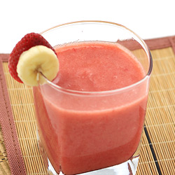 Strawberry Banana Juice