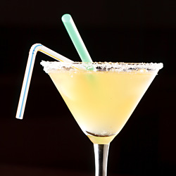 Lemon Ginger Martini