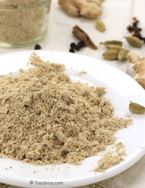 Chai Masala Powder Recipe