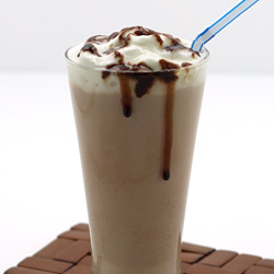 Chocolate Banana Milkshake Recipe - The Best Heavenly Shake on Earth