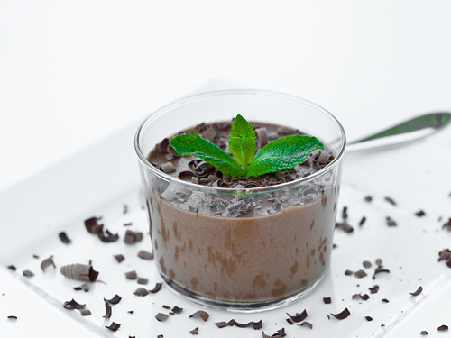 Tofu Chocolate Pudding
