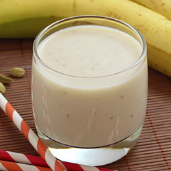 Banana Smoothie without Yogurt