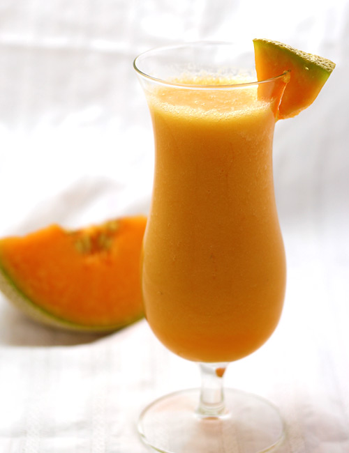 Cantaloupe Smoothie Recipe