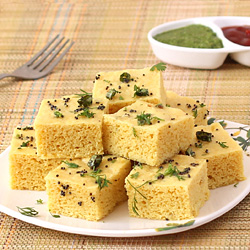 Dhokla recipes with step by step photos traditional gujarati recipes vati dal khaman dhokla forumfinder Choice Image