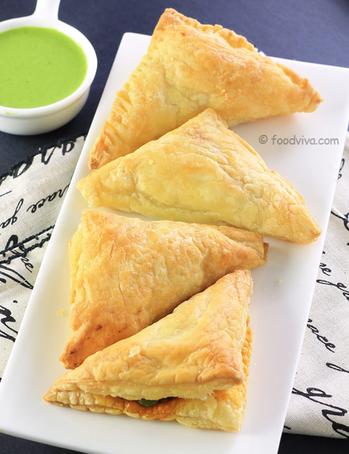 How to Make Veg Puff