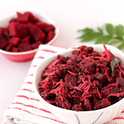 Beetroot Poriyal (Beetroot Palya)