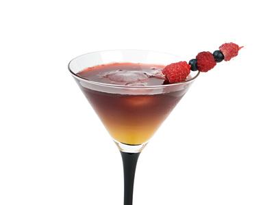 Blueberry Lemonade Martini