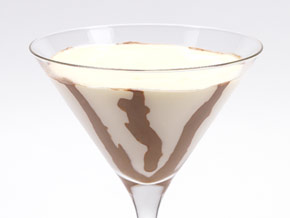 Godiva White Chocolate Martini
