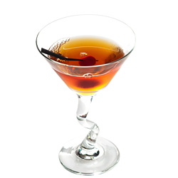 Scotch Manhattan Cocktail