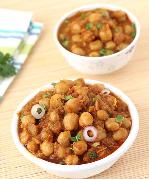 Chana Masala Recipe Spicy Chole Chana Punjabi Chhole Masala Step By Step Photo