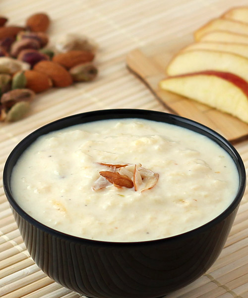 Easy Apple Payasam (Seb Ki Kheer)