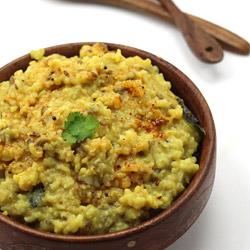 Vaghareli Khichdi (Tadka Khichdi)
