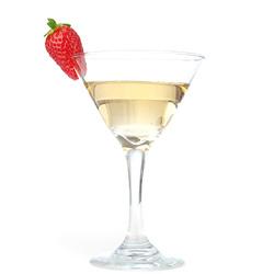 Champagne Martini