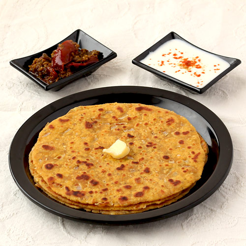 How to Make Rajasthani Missi Roti