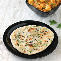 Plain Butter Kulcha