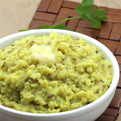Simple Rice Khichdi