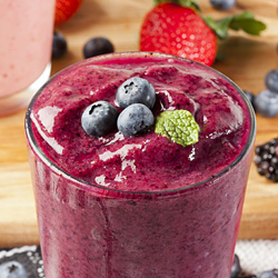 Wild Berry Smoothie