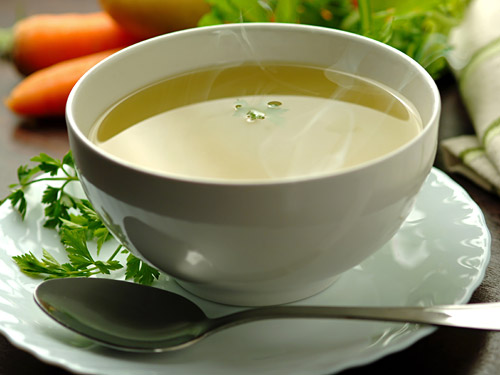 Vegetable Broth Recipe Best Homemade Broth With Veggies And Herbs