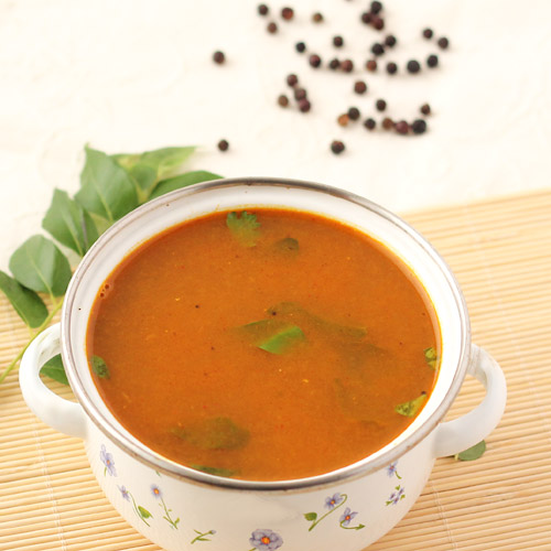 How to make Milagu Rasam